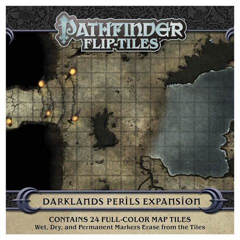 Pre Order Pathfinder Flip-Tiles: Darklands Perils Expansion
