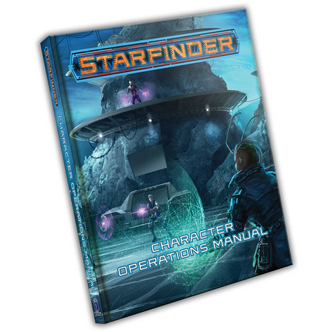 Starfinder Roleplaying Game: Character Operations Manual