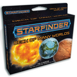 Starfinder: Deck of Many Worlds