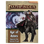 Pathfinder 2nd Edition: Age of Ashes Chapter 5: Against the Scarlet Triad