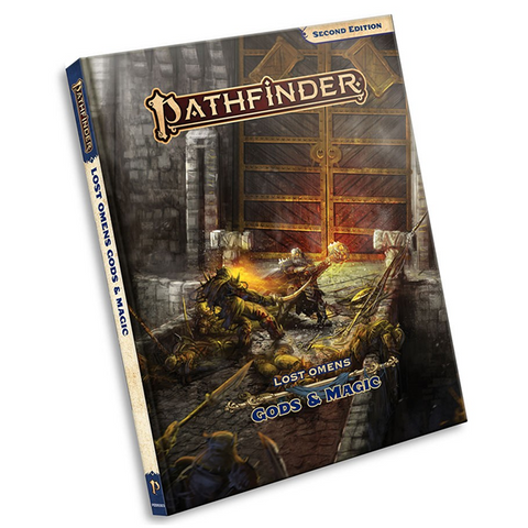 Pathfinder 2nd Edition: Lost Omens - Gods & Magic