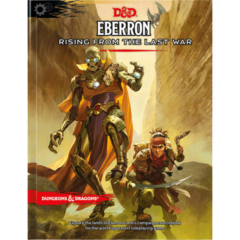 Dungeons & Dragons: Eberron: Rising from the Last War (Fifth Edition)