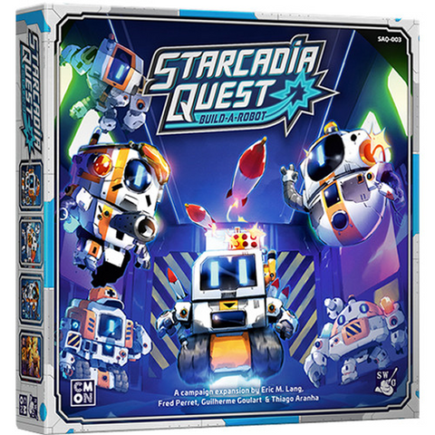 Starcadia Quest: Build-a-Robot Expansion