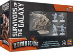 Zombicide: Invader - Survivors of the Galaxy Expansion