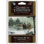 A Game of Thrones LCG (2nd Edition): The Things We Do for Love Premium Pack