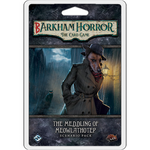 Arkham Horror LCG: Barkham Horror - The Meddling of Meowlathotep Scenario Pack