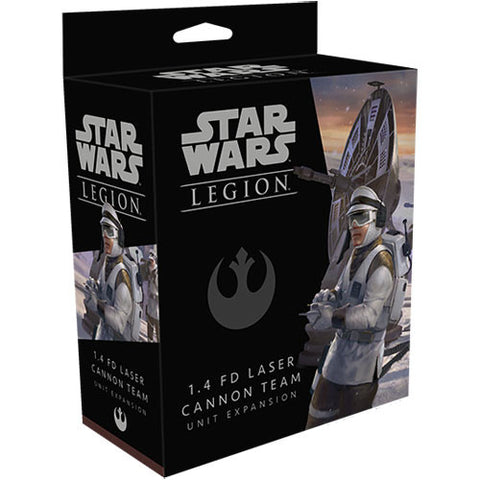 Star Wars: Legion 1.4 FD Laser Cannon Team Unit Expansion