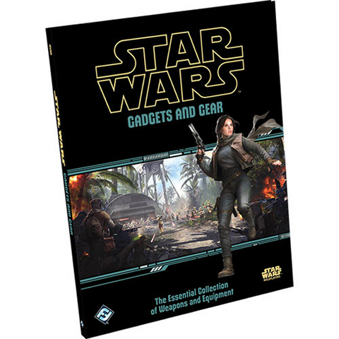 Star Wars RPG: Gadgets & Gear
