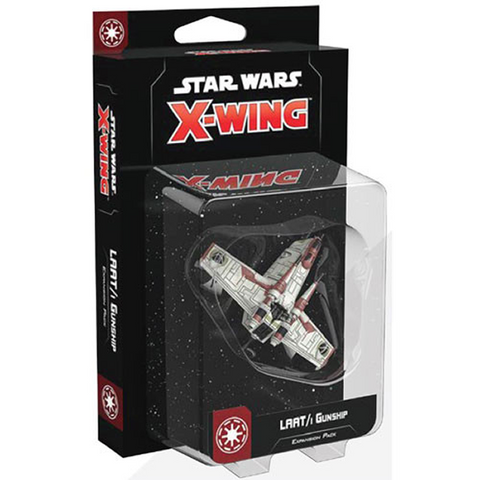 Star Wars X-Wing (2nd Edition): LAAT/i Gunship Expansion Pack
