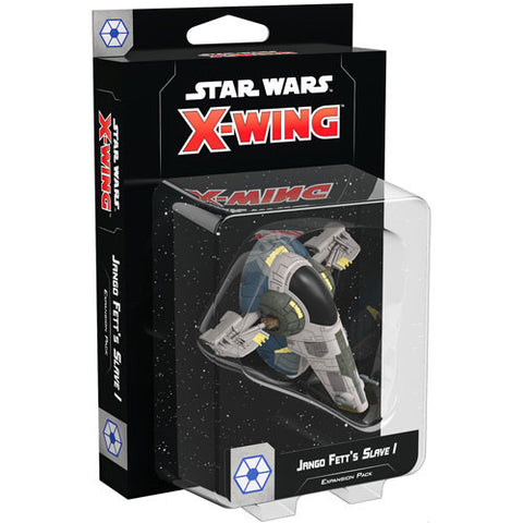 Star Wars X-Wing (2nd Edition): Jango Fett's Slave I Expansion Pack