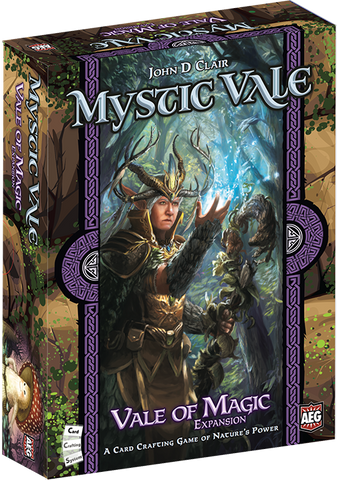Mystic Vale: Vale of Magic Expansion