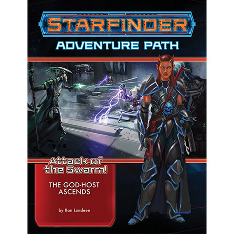 Pre Order Starfinder Adventure Path 24: Attack of the Swarm! Chapter 6: The God-Host Ascends