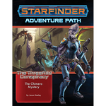 Starfinder RPG: Adventure Path - The Chimera Mystery (The Threefold Conspiracy 1 of 6)