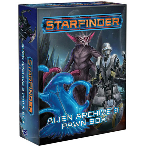 Starfinder RPG: Pawn Collection - Alien Archive 3
