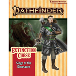 Pathfinder 2E RPG: Adventure Path #154 Siege of the Dinosaurs (Extinction Curse 4 of 6)