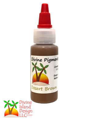 Divine Pigments - Desert Brown