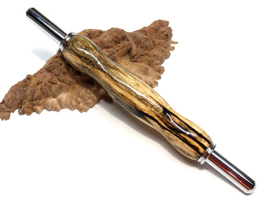 Seam Ripper / Double Blade - Wood / Spalted Hackberry