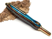 Load image into Gallery viewer, Seam Ripper / Single Blade - Wood / Purple, Blue, Brown Spectraply
