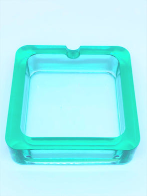 Small Teal Trinket/Ashtray