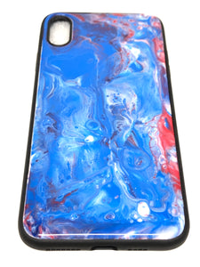 "iPhone XS Max Phone Case - ""Patriot"" Resin"