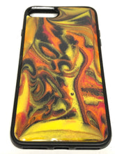 "Load image into Gallery viewer, iPhone 7/8 Plus Phone Case - ""Scorched"" Resin"