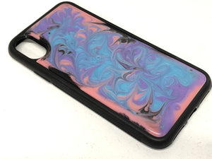 "iPhone X/XS Phone Case - ""Mystical"" Resin"