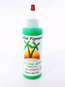 Divine Pigments - Key Lime