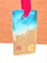 Load image into Gallery viewer, Resin Ornament - Beach Scene