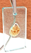 Load image into Gallery viewer, Resin Ornament - Glitter and Shells