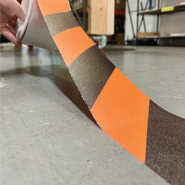 SafeTrac- Textured Safety Marking Floor Tape- 98'