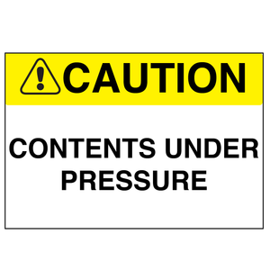 Contents Under Pressure - Graphical Warehouse