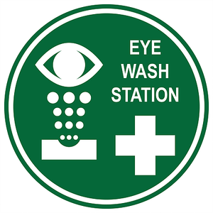 Eye Wash Station - Graphical Warehouse