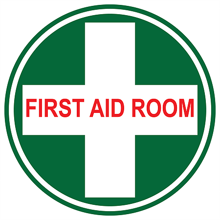 First Aid Room - Graphical Warehouse