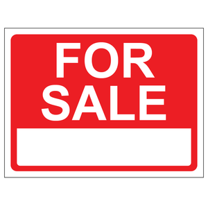 For Sale Sign - Graphical Warehouse