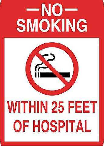 No Smoking sign - Graphical Warehouse