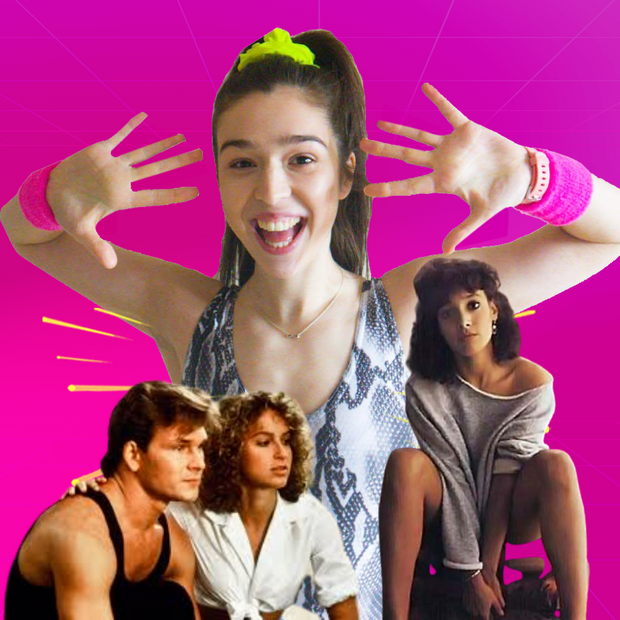 Erin's Workout - Dirty Dancing and Flashdance