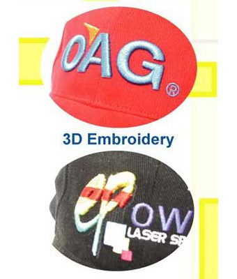 3D Embroidery - Tredan Connections