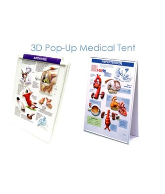 3D Pop-up Medical Tent - Tredan Connections
