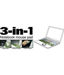 3-in-1 Notebook Mouse Pad - Tredan Connections