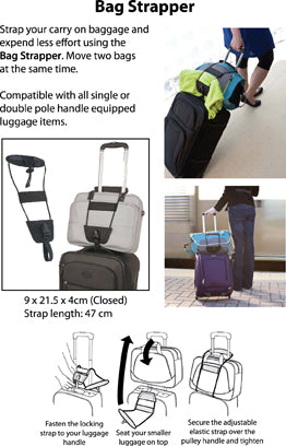 Bag Strapper - Tredan Connections