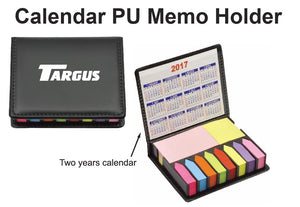 Calender PU Memo Holder - Tredan Connections