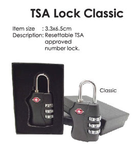 TSA Lock Classic - Tredan Connections