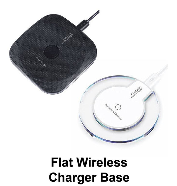 Flat Wireless Charger Base - Tredan Connections
