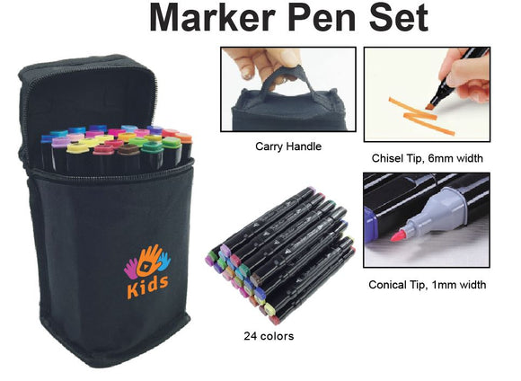Marker Pen Set - Tredan Connections