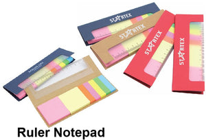 Ruler Notepad - Tredan Connections