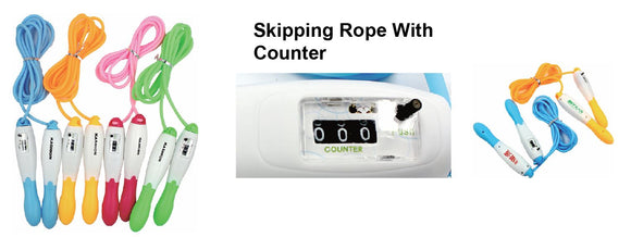 Skipping Rope with Counter - Tredan Connections