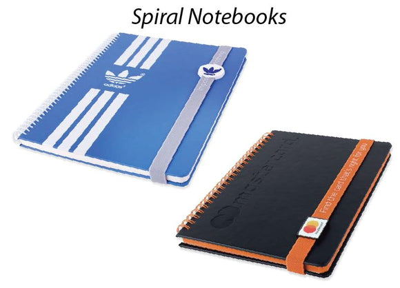 Spiral Notebooks - Tredan Connections