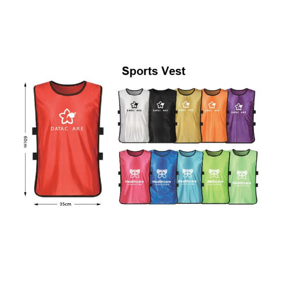 Sports Vest - Tredan Connections