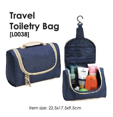 Travel Toiletry Bag - Tredan Connections
