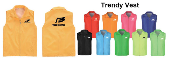 Trendy Vest - Tredan Connections